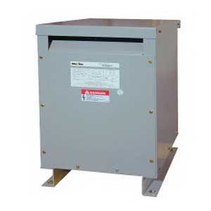 Federal Pacific T4T30E FH Transformer 30 KVA Aluminum Winding 3 Phase