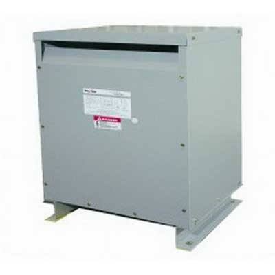 Federal Pacific T4T45E FH Transformer 45 KVA Aluminum Winding 3 Phase