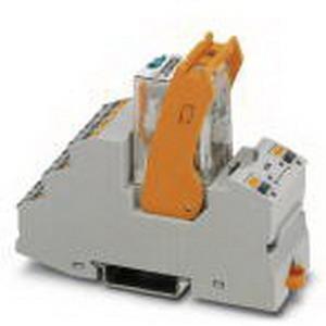 Phoenix Contact Phoenix 2903315 RIF-2-RPT-LDP-24DC/2X21 Relay Module; 41 Milli-Amp Input, 2 Pole
