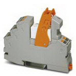 Phoenix Contact Phoenix 2903334 RIF-1-RPT-LDP-24DC/2X21 Relay Module; 18 Milli-Amp Input, 2 Pole