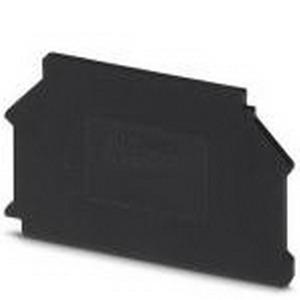 Phoenix 3000543 D-UK 5-HESI N End Cover; Black