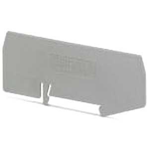 Phoenix Contact Phoenix 3030815 ATP-ST QUATTRO Partition Plate; Gray