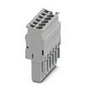 Phoenix Contact Phoenix 3040342 SP 2.5/10 Plug; 10 Position, Polyamide, Gray