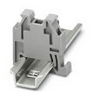 Phoenix Contact Phoenix 3022263 CLIPFIX 15 End clamp; Polyamide, Gray, Snap-On Mount