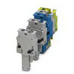 Phoenix 3042816 SP 4/ 1-R Plug; 1 Position, Gray