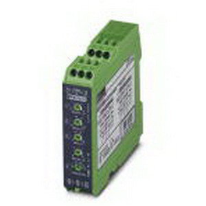 Phoenix Contact Phoenix 2866022 EMD-FL-C-10 Monitoring Relay; 0 - 100 Mill-Amp AC/DC, 2 Pole, NS 35 DIN Rail Mount