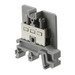 Phoenix Contact Phoenix 0261014 Feed-Thru Terminal Block; 50 Amp, 600 Volt, Screw Terminal Connection, 10 Position,35 mm DIN Rail Mount, Gray