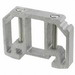 Phoenix 1201662 35 BRKT E/AL-NS End Clamp; 59 mm Length, Aluminum, For End Support Of UKH 50 To UKH 240