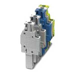 Phoenix Contact Phoenix 3045318 UPBV 2.5/ 1-L Plug; 1 Position, Gray