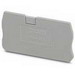 Phoenix Contact Phoenix 3030420 D-ST 4 End Cover; Gray