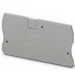 Phoenix Contact Phoenix 3030433 D-ST 6 End Cover; Gray