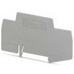 Phoenix Contact Phoenix 3030747 ATP-STTB 4 Partition Plate; Gray