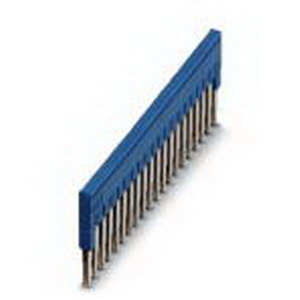Phoenix Contact Phoenix 3036929 FBS 20-5 Plug-In Bridge; 20 Position, Blue