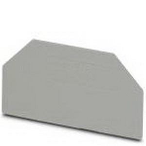 Phoenix 3101223 ATS-MTK Partition Plate; Gray