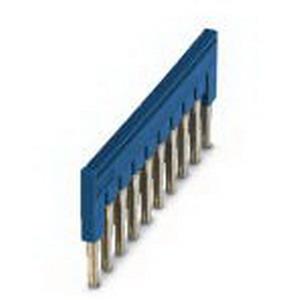 Phoenix Contact Phoenix 3032198 FBS 10-6 Plug-In Bridge; 10 Position, Blue