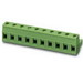 Phoenix Contact Phoenix 1767067 PSR-SCP- 24UC/ESL4/3X1/1X2/B Printed-Circuit Board Connector/Plug Component; 12 Amp, 630 Volt, M3 Screw Connection, 8 Position, Polyamide, Green