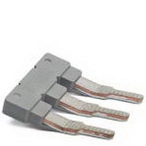 Phoenix Contact Phoenix 3118148 EBS 3- 8 Insertion Bridge; 3 Position, Gray