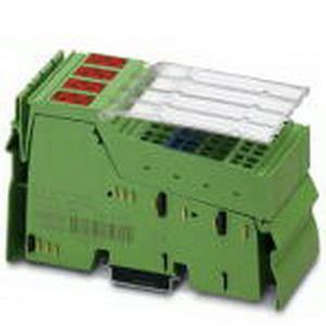 Phoenix Contact Phoenix 2897253 PR2-BSC2/4X21 Inline ME Terminal; 500 Milli-Amp per Output, 24 Volt DC, DIN Rail Mount