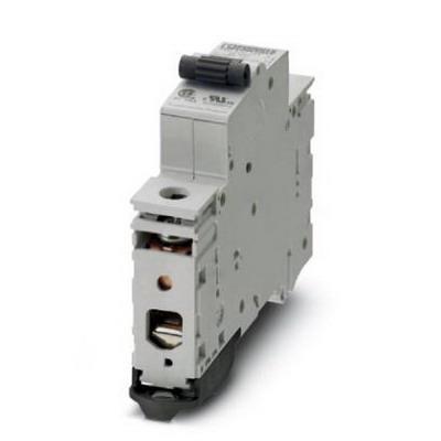 Phoenix 0902043 61C TMC Circuit Breaker; 3 Amp, 240/415 Volt, 1-Pole, 35 mm DIN Rail Mount