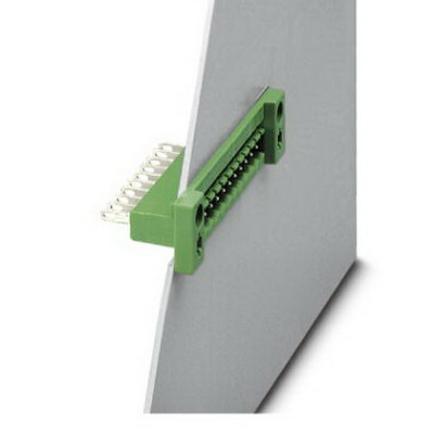 Phoenix Contact Phoenix 0707196 DFK-MSTB 2.5/12-G Base Strip; 4 Kilo-Volt (Surge), 320 Volt (Rated III/2), 12 Amp, Green, Direct