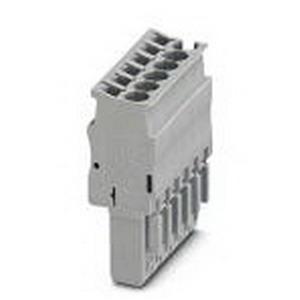 Phoenix Contact Phoenix 3040326 SP 2.5/ 8 Plug; 8 Position, Polyamide, Gray