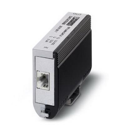 Phoenix Contact Phoenix 2881007 DT-LAN-CAT.6+ Surge Protection Device; 100 Amp Discharge