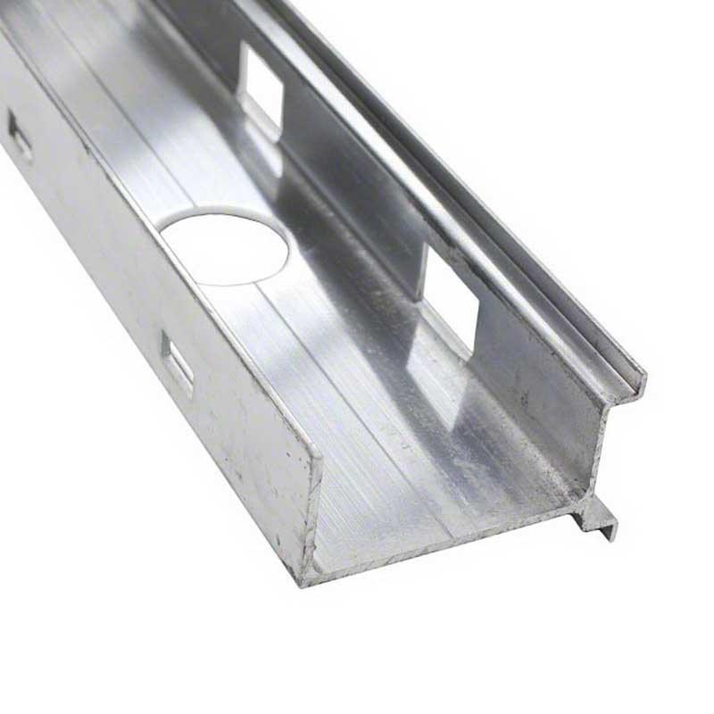 Phoenix Contact Phoenix 5604188 NS35/7.5 DIN Rail; 2000 mm Length, Aluminum
