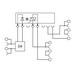 Phoenix Contact Phoenix 2982786 PLC-OSC- 24DC/ 24DC/ 5/ACT Solid-State Relay Module; 9 Milli-Amp Input, 24 Volt DC Input/Output, NS 35/7.5 DIN Rail Mount