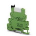 Phoenix Contact Phoenix 2966210 PLC-RSC- 24DC/ 1/ACT Relay Module; 9 Milli-Amp Input, 24 Volt DC, NS 35/7.5 DIN Rail Mount