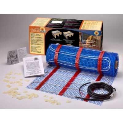 Easy Heat SAM-2062 Warm Tiles® Mat Kit; 240 Volt AC, 67 - 80 Sq ft Heated Area