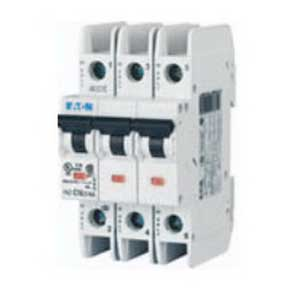 Eaton / Cutler Hammer FAZ-C32/3-NA Miniature Circuit Breaker; 32 Amp, 277/480 Volt AC, 3-Pole, DIN Rail Mount