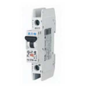 Eaton / Cutler Hammer FAZ-C7/1-NA-SP Miniature Circuit Breaker; 7 Amp, 277/480 Volt AC, 1-Pole, DIN Rail Mount