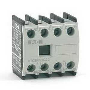 Eaton / Cutler Hammer XTCEXFBG40 Auxiliary Contact; 4 NO, Front Mount