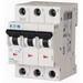 Eaton / Cutler Hammer FAZ-D10/3 Miniature Circuit Breaker; 10 Amp, 480Y/277 Volt, 3-Pole, DIN Rail Mount