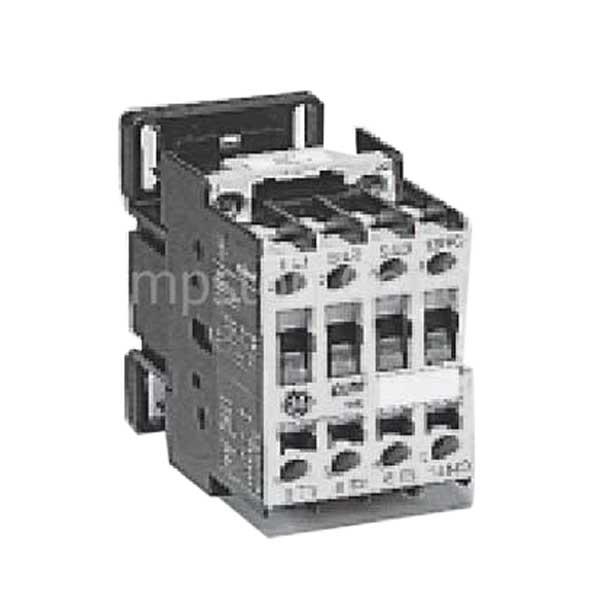 GE Controls CL00D310TD Contactor; 3 Pole, 10 Amp At 460 Volt, Horizontal/Vertical Mount