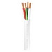 Advanced Digital Cable 911802POPBOX 2 Wire CMP Plenum Rated Unshielded Security Alarm Cable; 18 AWG, Red, Pop Box