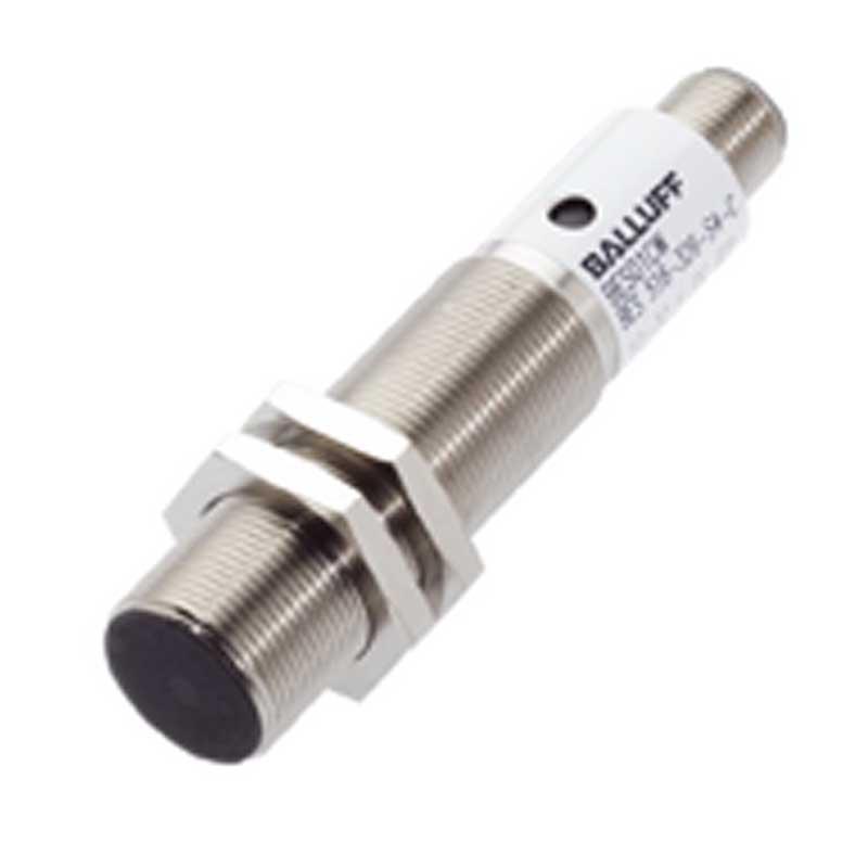 Balluff BES-516-105-S4-C Inductive Proximity Sensor; 10 - 30 Volt DC, PNP, DC Output, NO/NC Operating Mode