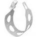 Arlington TL50 Non-Metallic Cable Support Tie Hanger; 5 Inch, Plastic