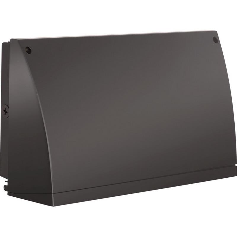 RAB SLIMFC62Y Slim LED Wallpack 62 Watt  Bronze