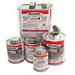 Rectorseal 55983 Medium Body 633L-Series Solvent Cement; 1 pt, Dauber Top Can, Clear