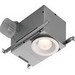 Broan Nu-Tone 744 Recessed Ventilation Fan/Light; 34.4 Watt, Heater, 120 Volt, 70 cfm at 0.10 Inch, 55 cfm at 0.25 Inch, 1.5 Sones, Horizontal Duct, Ceiling Mount Polymeric Grille, Matte White