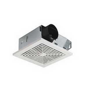Broan Nu-Tone 688 Bath Fan; 120 Volt, 0.9 Amp, Horizontal Duct, Ceiling/Wall Mount, 50 cfm, 4.0 Sones Sound Level