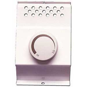 Cadet BTF1W Double Pole Built-In Thermostat Kit; 25 Amp Resistive, 120/208/240 Volt AC, 45 to 80 deg F, White
