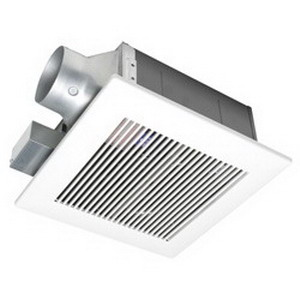 Panasonic FV-08VF2 WhisperFit-Lite Low Profile Ventilation Fan 24.5/24.3 Watt 80/60 cfm Ceiling Mount
