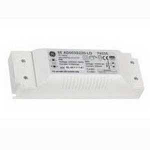 GE Lamps LED21T8/DR/1L LED Lightech Drivers; 120 - 277 Volt, 21 Watt, 1-Lamp