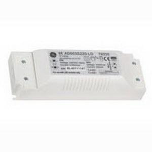 GE Lamps LED21T8/DR/2L LED Lightech Drivers; 120 - 277 Volt, 42 Watt, 2-Lamp