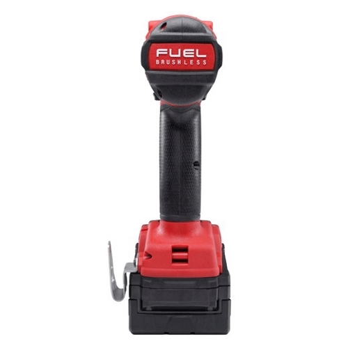 Milwaukee Tool  2653-22 M18 Fuel™ Impact Driver Kit; 18 Volt, M18&Trade; Red Lithium&Trade; Xc 4.0 Battery, 1600 Inch-Lb