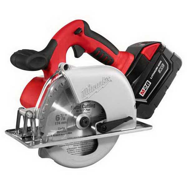 Milwaukee Tool  0740-22 M28 Cordless Lithium-Ion Metal Cutting Saw Kit 28 Volt- 6-7/8 Inch-