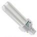 Sylvania CF13DD/841/ECO Dulux® D Ecologic® Electronic T4 Twin Tube Compact Fluorescent Lamp; 13 Watt, 4100K