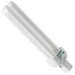 Sylvania CF26DD/835/ECO Dulux® D Ecologic® Electronic Twin Tube Compact Fluorescent Lamp; 26 Watt, 3500K